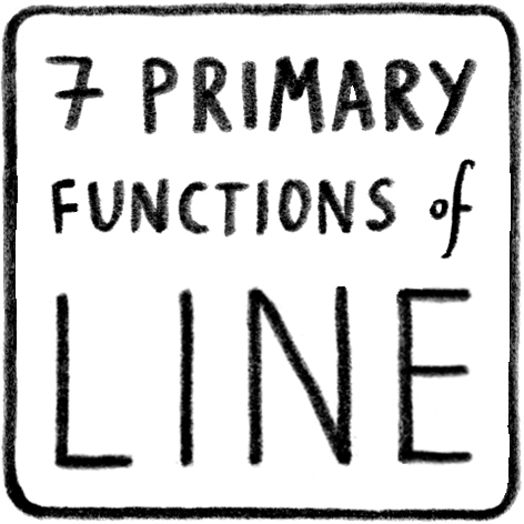 <b>The 7 Primary Functions Of Line</b> - Instructable Page