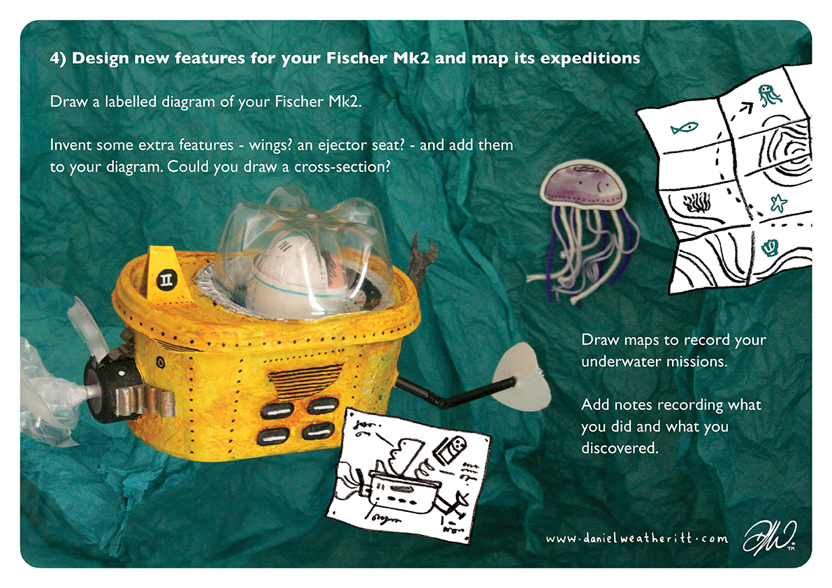 <b>The Fischer Mk2</b> - Junk Modelling Step by Step Guide 26 of 31