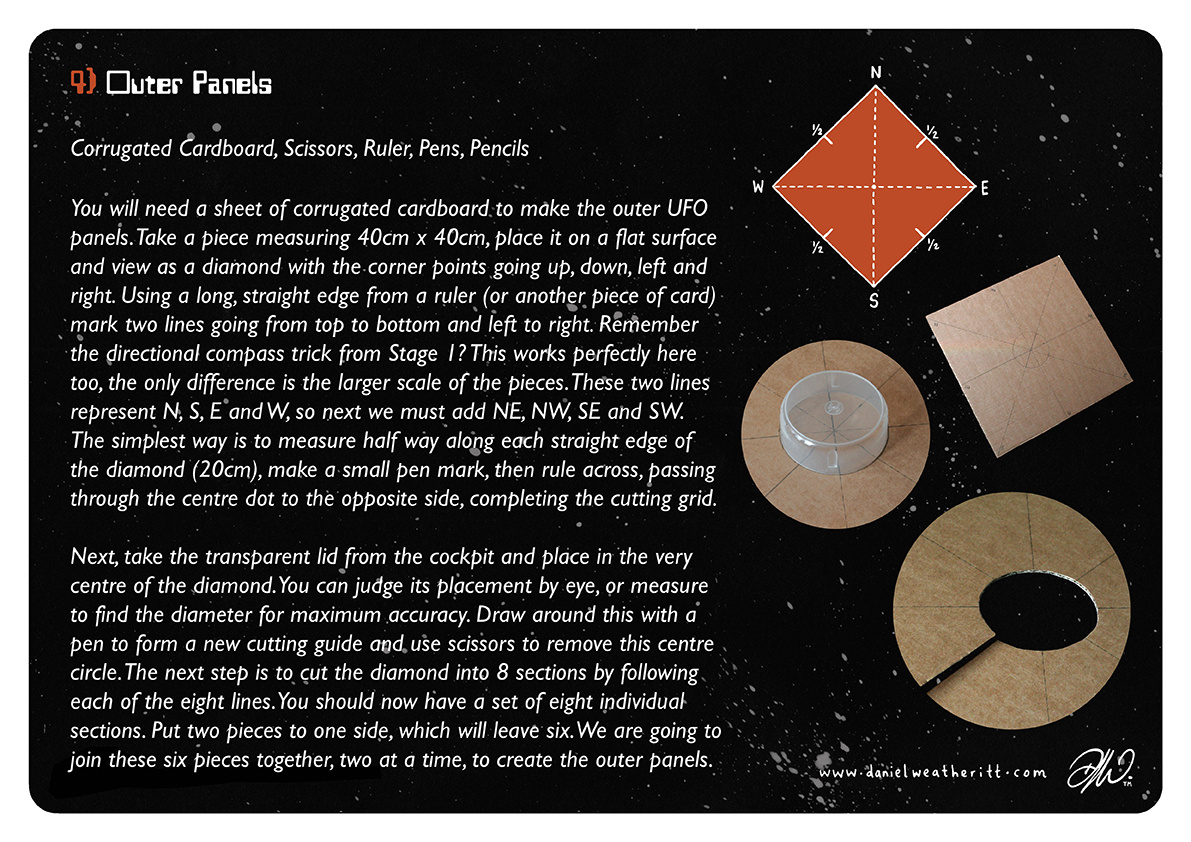 <b>Cosmic Surfer UFO</b> - Junk Modelling and Activities Creative Resource - Page 18 of 46
