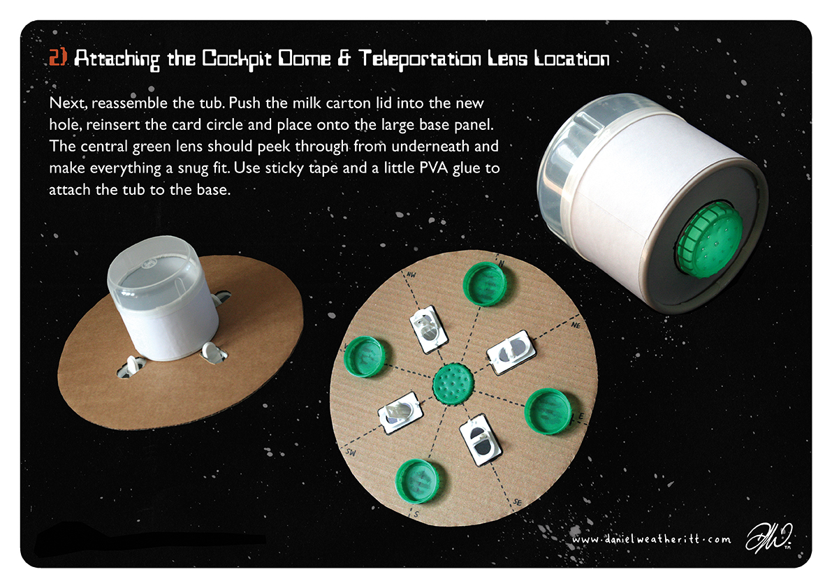 <b>Cosmic Surfer UFO</b> - Junk Modelling and Activities Creative Resource - Page 15 of 46