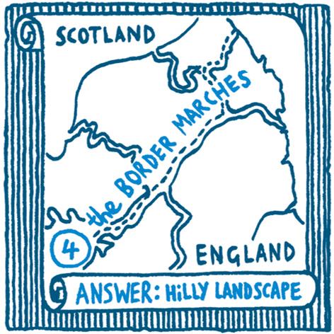 <b>Hexham Museum Family Trail</b> - Northumberland Museum family trail guide