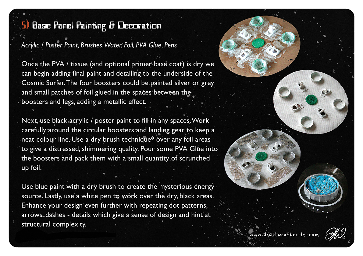 <b>Cosmic Surfer UFO</b> - Junk Modelling and Activities Creative Resource - Page 23 of 46