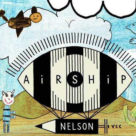 <b>Airship Nelson</b> - Promotional Zine