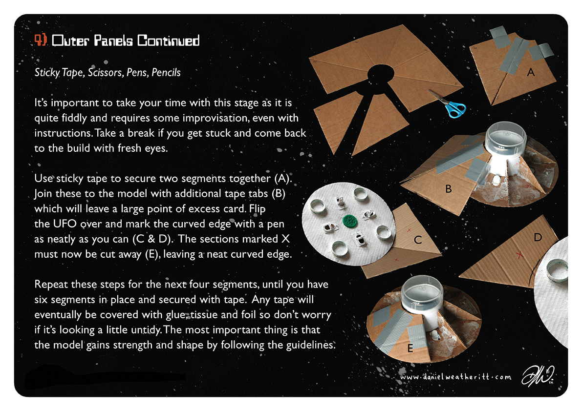<b>Cosmic Surfer UFO</b> - Junk Modelling and Activities Creative Resource - Page 19 of 46