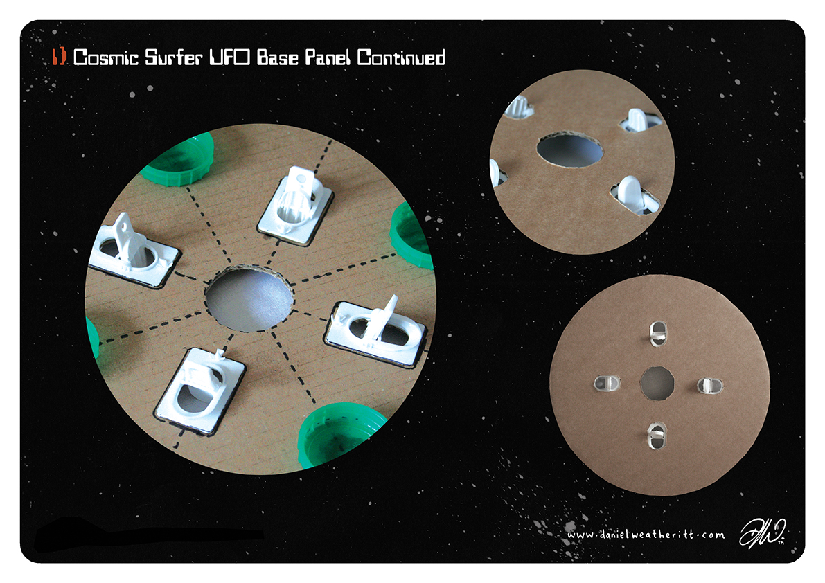 <b>Cosmic Surfer UFO</b> - Junk Modelling and Activities Creative Resource - Page 13 of 46