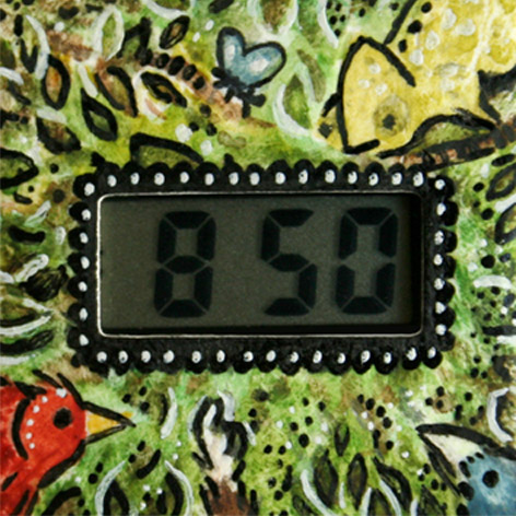 <b>'Welcome to the Jungle!'</b> -  Paper Watch Design & Story