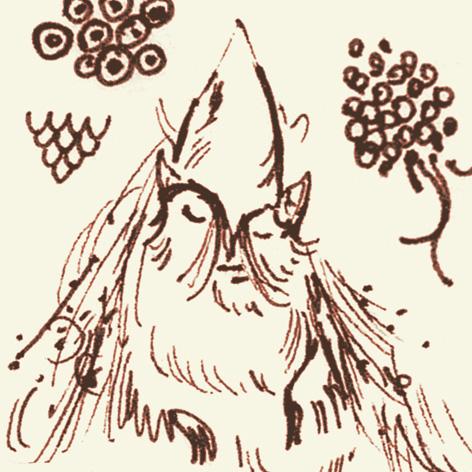<b>Woodomni Hornovus</b> - Character Development