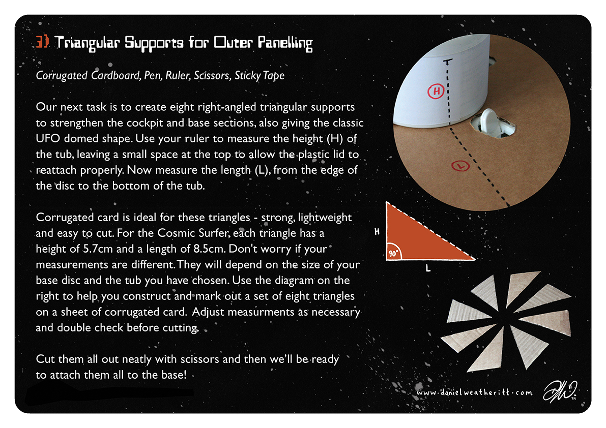 <b>Cosmic Surfer UFO</b> - Junk Modelling and Activities Creative Resource - Page 16 of 46