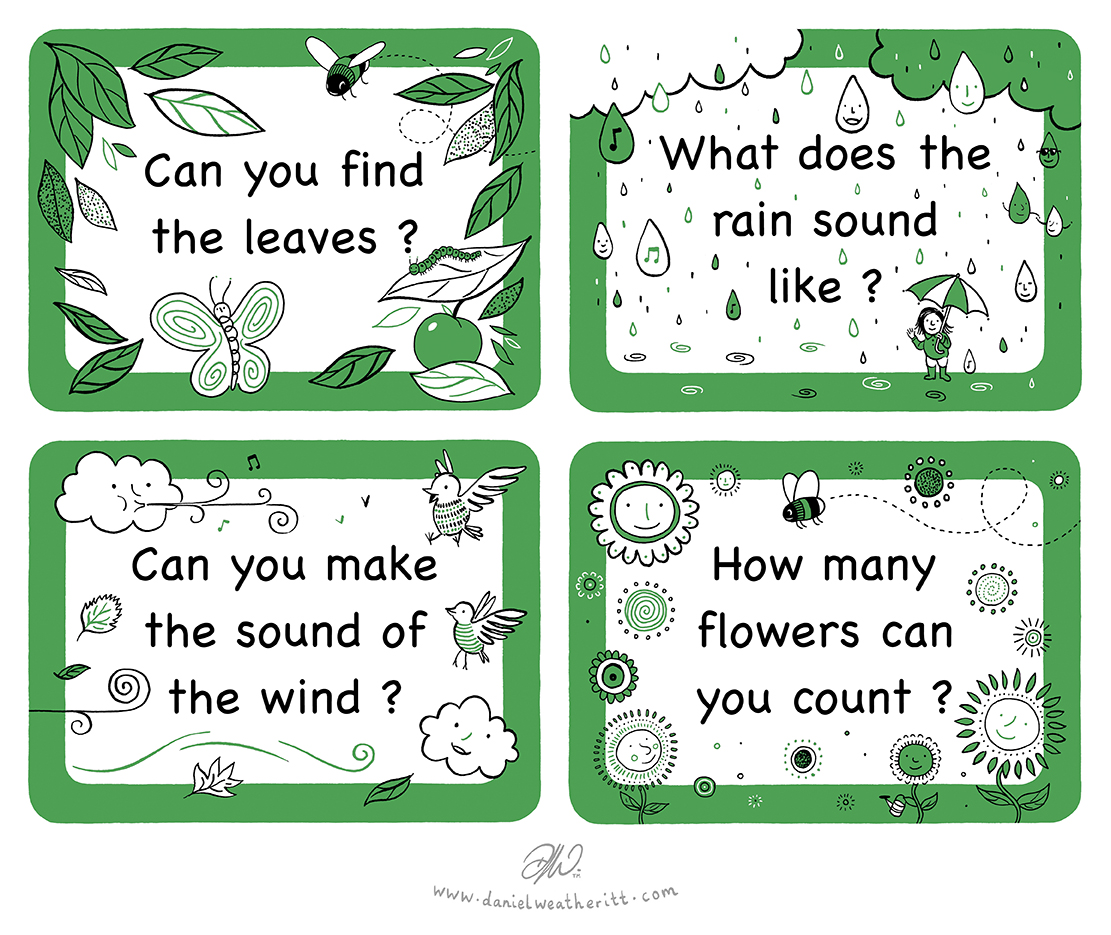 <b>Action for Children</b> - Early Years Teepee Activity Cards - Sea - 2 of 4