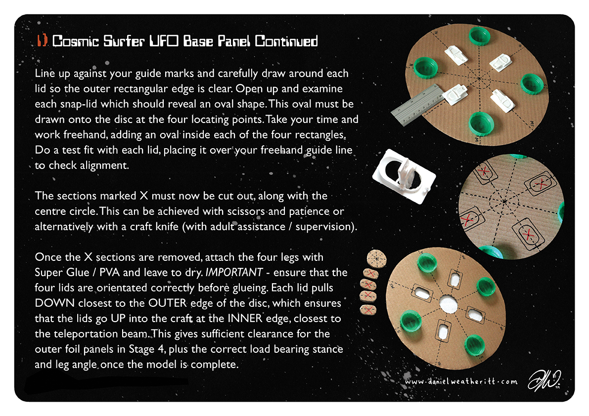 <b>Cosmic Surfer UFO</b> - Junk Modelling and Activities Creative Resource - Page 12 of 46