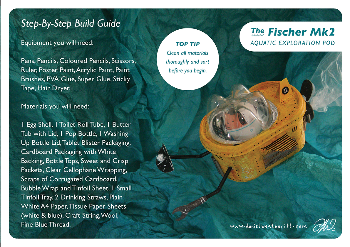 <b>The Fischer Mk2</b> - Junk Modelling Step by Step Guide 4 of 31