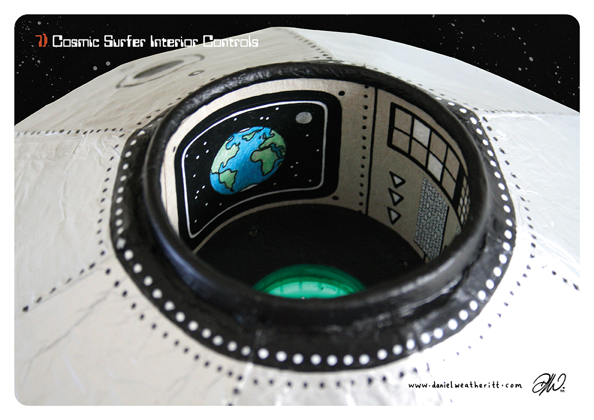 <b>Cosmic Surfer UFO</b> - Junk Modelling and Activities Creative Resource - Page 28 of 46