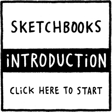 <b>www.danielweatheritt.com</b> - Sketchbooks Introduction