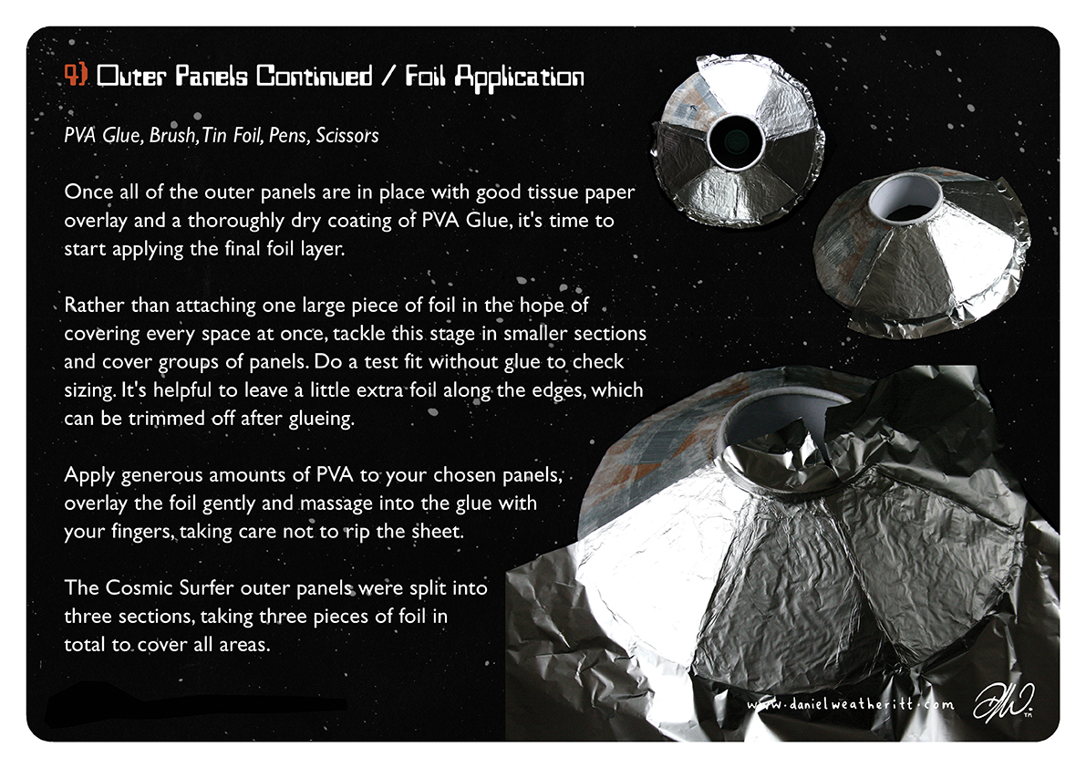 <b>Cosmic Surfer UFO</b> - Junk Modelling and Activities Creative Resource - Page 21 of 46