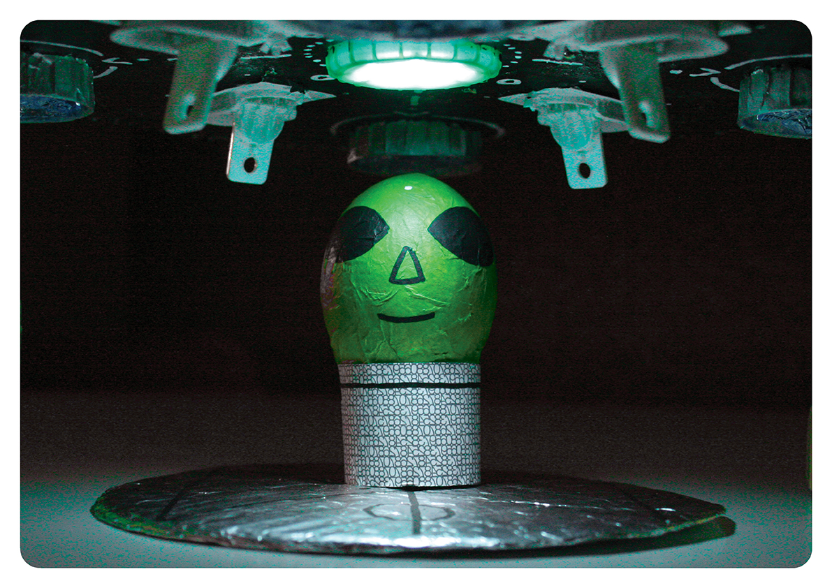 <b>Cosmic Surfer UFO</b> - Junk Modelling and Activities Creative Resource - Page 46 of 46